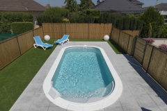 Piscina Waterair luna9