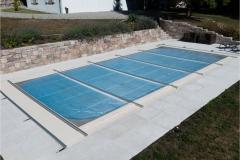 Lona termica para piscina