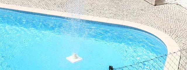 Já imaginou como seria uma piscina Waterair no seu jardim?