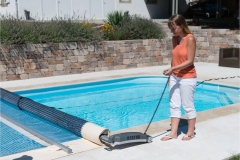 Cobertura solar piscinas
