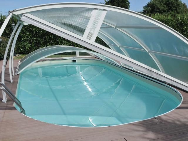 Quais as melhores coberturas de piscina para o inverno?