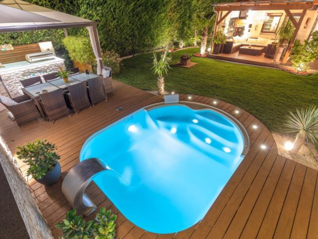 Como escolher uma piscina?