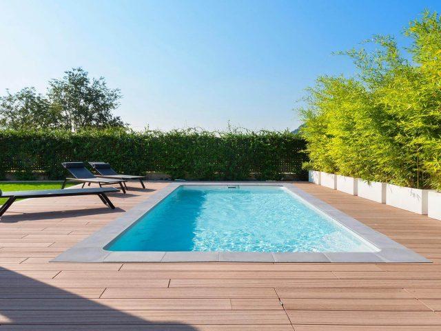 Qual a melhor orientação solar para a piscina?